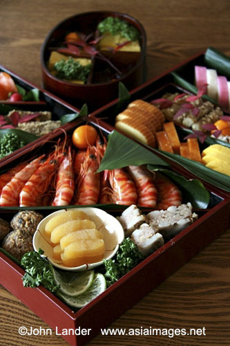Osechi Ryori, Japanese New Years' Cuisine