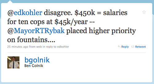 Ben Golnik's Failure to Understand Employment Costs