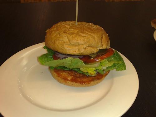 Grill'd burger