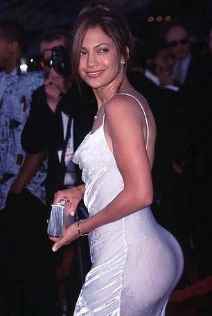 jennifer lopez s butt. in Jennifer Lopez#39;s Butt