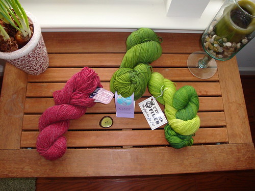 Yarns in the Farms Purchase 1