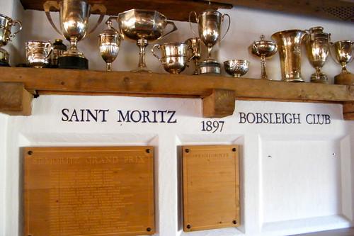 St Moritz - Bobsleigh