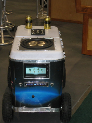 Speaker Cooler