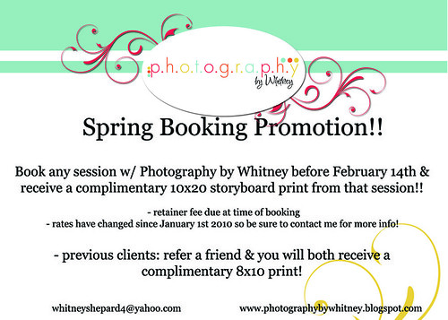 booking promotion