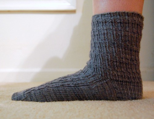 FO: Shifty sock
