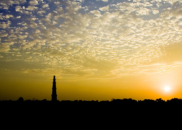 Delhi At Sunset - India Travel Memories - Atlas Obscura Blog
