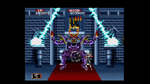 Shadow Dancer (Wii Virtual Console)