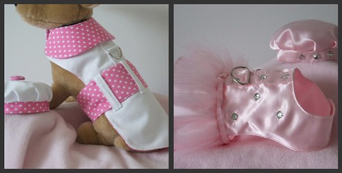 More mini outfits for Chihuahua