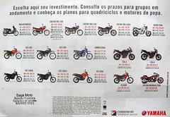 Consórcio Nacional Yamaha Janeiro de 2010