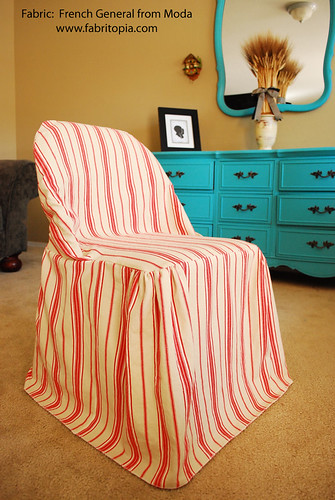 PDF Pattern Chair Front