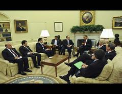 President Barzani's Meeting With President Obama (Kurdistan Photo ) Tags: love loves kurdistan kurdish kurds kurden kurdiskaa kurdistan4all peshmargaorpeshmergekurdistan kurdistan2all kurdistan4ever kurdistan4all goldstaraward kurdene kurdistan2008 kurdistan2006 kurdistan2009