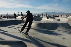 New Venice Beach Skate Park (loudguitars) Tags: venice beach skateboarders veniceskatepark marvinbraudebiketrail