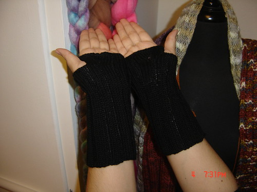 Twilight Mittens