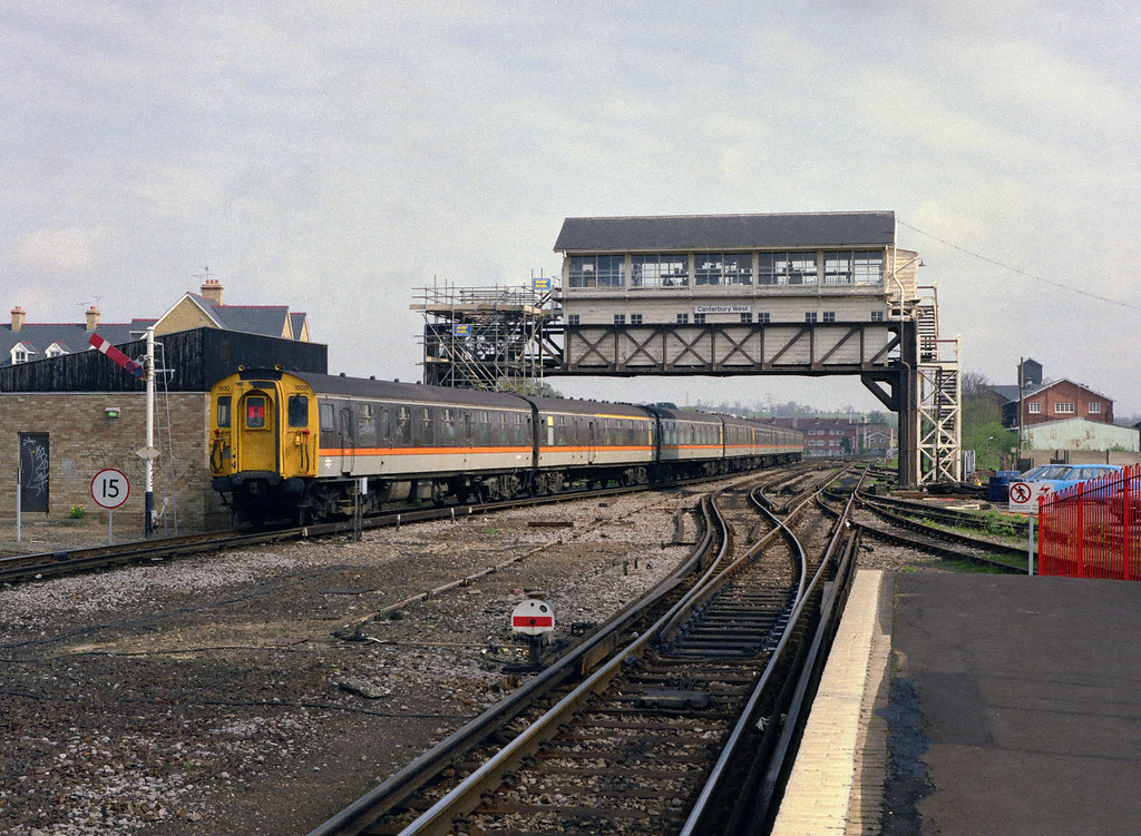 4-CEP unit 1500 at Canterbury West