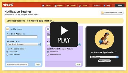 MailChimp Screencast