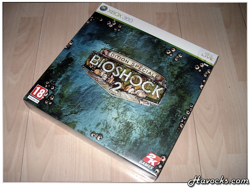 BioShock 2 - Edition Speciale - 01