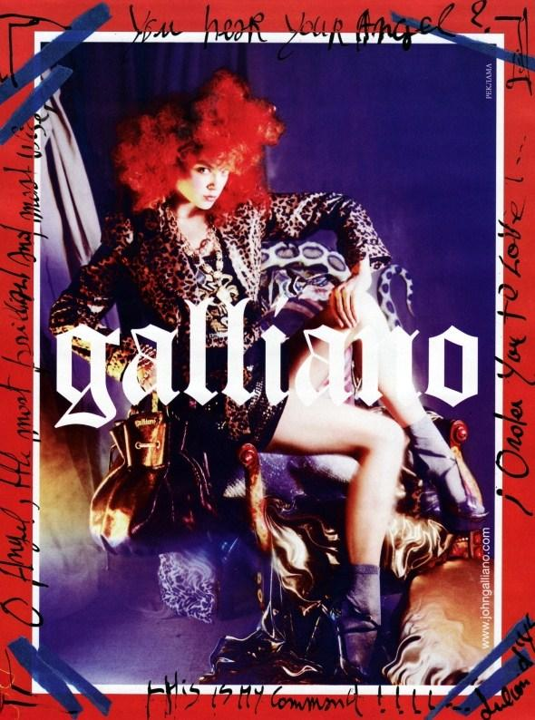 Galliano by John Galliano Spring 2010 preview