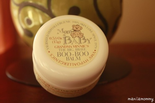 VMV Big Brave Boo-Boo Balm Review