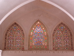 Kashan, Abbasiyyan House (8) (Prof. Mortel) Tags: iran kashan