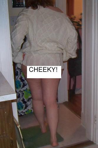 cheekybutt