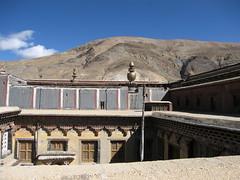 Sakya Monastery (31) (Prof. Mortel) Tags: tibet sakya