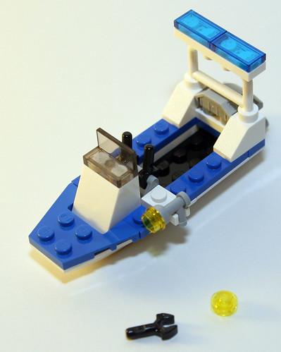 LEGO 30002 City - Police Boat