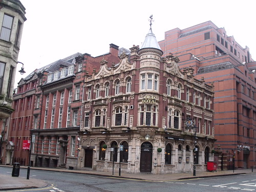 Old Royal (formerly the Red Lion) on Church Street