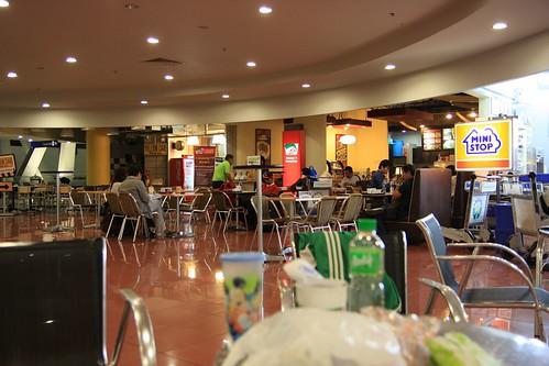 马尼拉机场4楼餐饮