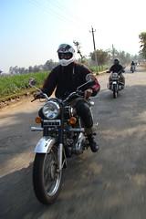 Riding my Whispering Thunder (Arvind Manjunath) Tags: ride karnataka canonrebelxt 2009 canonefs1855mmf3556 melukote arvindmanjunath falkons whisperingthunder