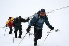 Ascending Mt. Elbrus