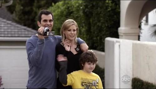 Phil, Luke e Claire