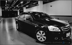 Caprice LTZ (Feras Ali) Tags: park white black chevrolet car power caprice   unilateral