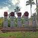 Ahu Tu'u Koihu - the burial place