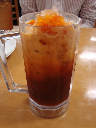 Thai Iced Tea @ Yai Restaurant