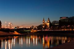 Naktinio Vilniaus spalvos #1 (Evaldas.) Tags: nightphotography colors landscapes nightscene lithuania vilnius lietuva neris taip ne6 ne4 spalvos ne5 ne2 ne3 ne7 taip2 taip5 taip7 taip10 taip3 taip4 taip6 taip8 taip9 fotofiltroauksas