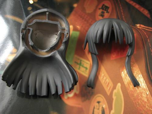 Nendoroid Mio hair