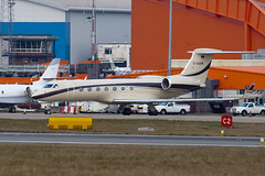 D-AAAM - 5189 - Private - Gulfstream G550 - Luton - 100316 - Steven Gray - IMG_8317