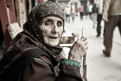 Face of life (Feo David) Tags: old woman face lady women maroc marocco rabat