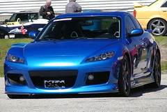 Front (rx8thunder) Tags: car rx8 rotary modded