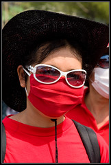 20100316-_MG_7031 (ebvImages) Tags: thailand protest redshirts udd
