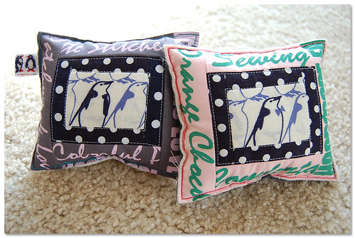 custom pincushions