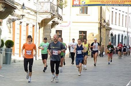 Bratislavský maraton tento víkend