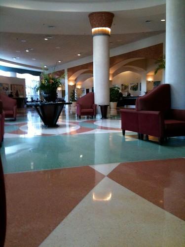 Rosen Centre Lobby