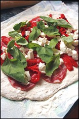 4460098862 15d44d63da m Stromboli aux piquillos, coppa et mozzarella   Petits gâteaux aux fruits de la passion