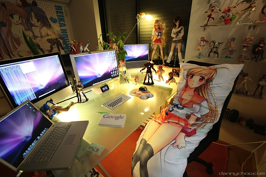 Mirai-chan Dakimakura on Sale