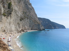 Summer Feeling - Greece (Been Around) Tags: sea holiday beach strand island greek meer europa europe niceshot travellers hellas eu award playa insel greece grecia gr greekislands griechenland 2009 adria adriaticsea lefkas lefkada expressyourself ionianislands portokatsiki 5photosaday katsiki  ionischeinseln onlyyourbestshots griechischeinsel thisphotorocks worldtrekker september2009  visipix bauimage