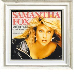 Samantha Fox - Naughty Girls (Need Love Too) (Tommer G) Tags: music records vinyl albums lp record covers lps