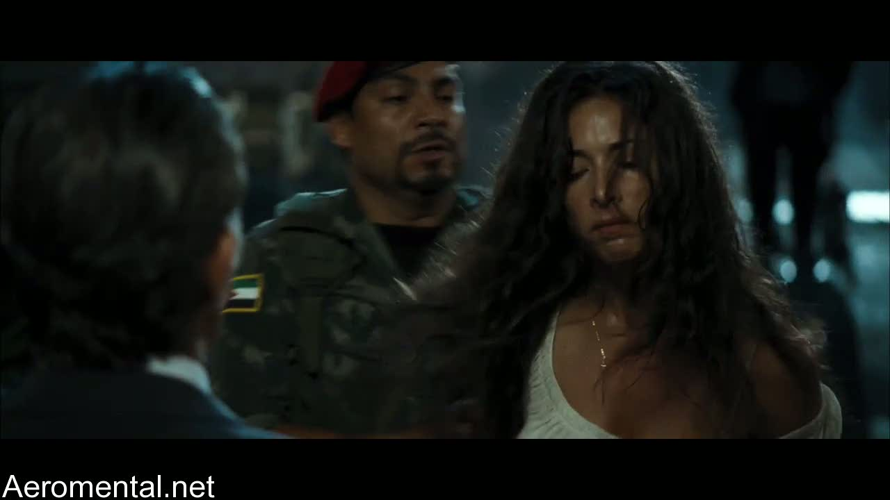 The Expendables Giselle Itié