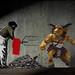 Turf Wars - Lair of the Minotaur