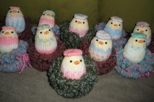 HAPPY EASTER!!  :o) Easter Eggy Peeps
